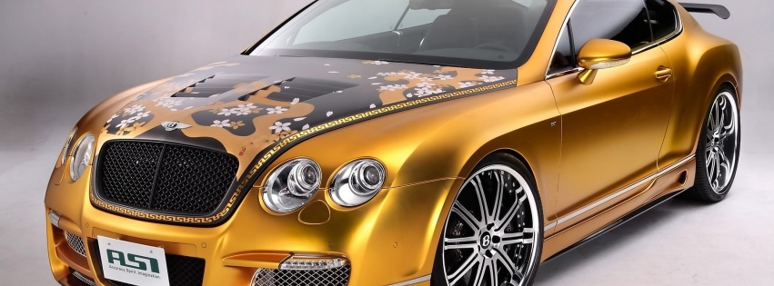 Golden Bentley