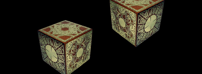 Wood magic boxes