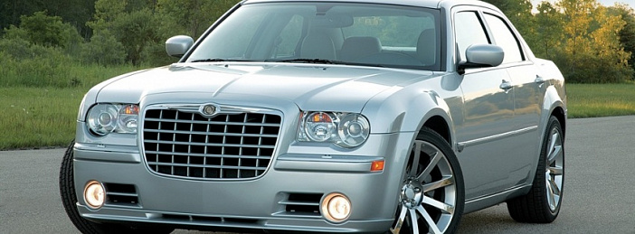 Chrysler 300C SRT 1