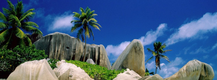 La Digue Islands